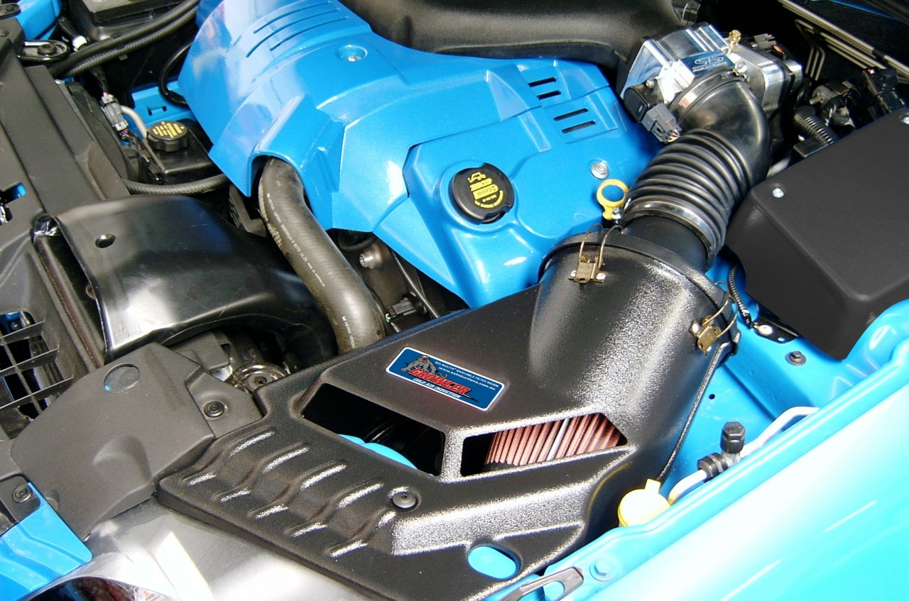 Cold Air Intake Growler SS Inductions