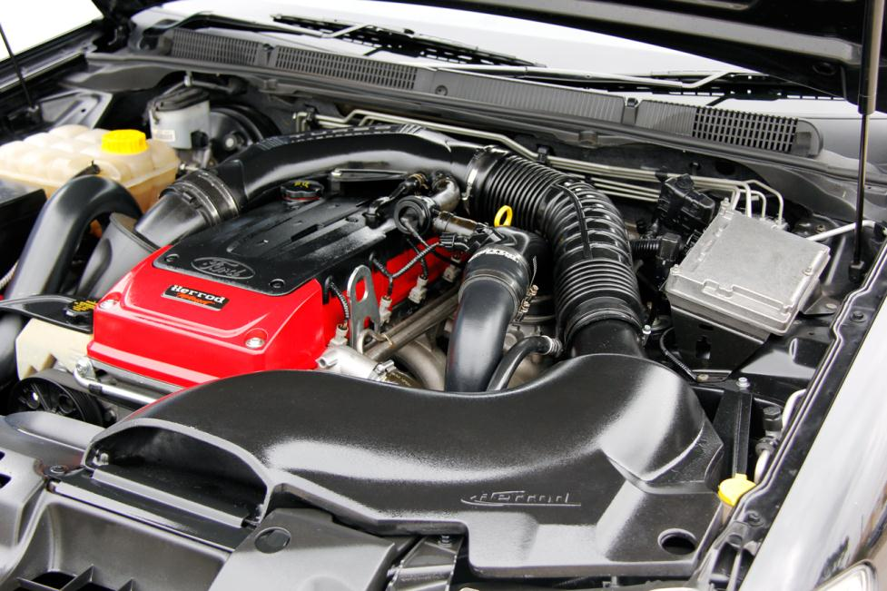 Cold Air Intake By Herrod Motorsport FG and FGX Falcon
