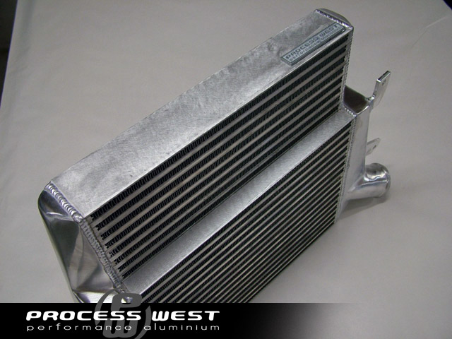 Intercooler FG XR6 Turbo and F6 Stage 1