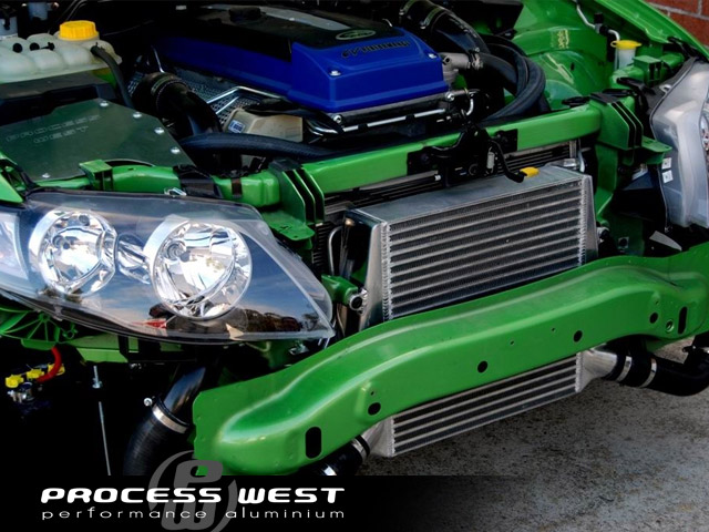 Intercooler FG XR6 Turbo and F6 Stage 2