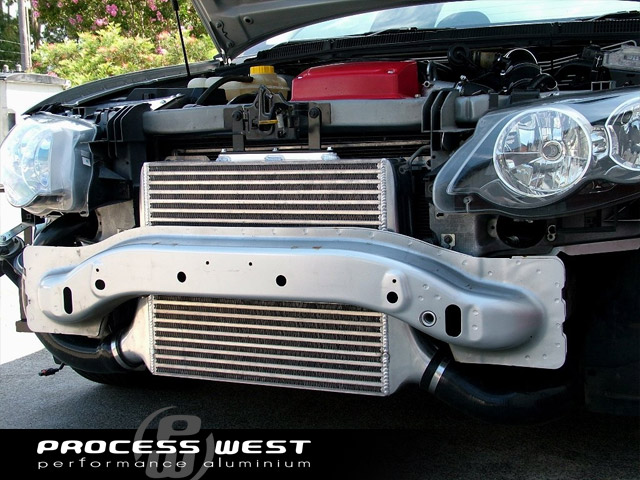 Intercooler FG XR6 Turbo and F6 Stage 3