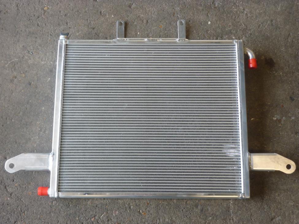 Intercooler FG  GT / GS / GTP 5.0 lt Supercharged