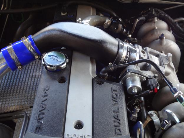 XR6 Turbo Cross over pipe kit BA BF
