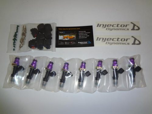 ID 1000 CC  Fuel Injector FG GS & GT 5.4 lt,BA & BF 5.4lt, 8 x Injectors by injector Dynamics