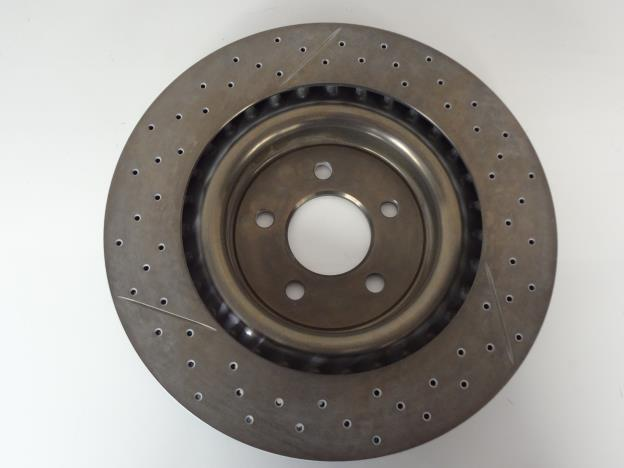2 x Brake Disc Front Brembo 355 x 32 MM Genuine Ford made by Brembo