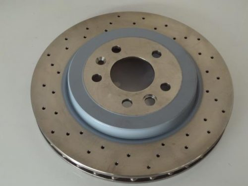 2 x Brembo rear Genuine Ford disc FG only made by Brembo