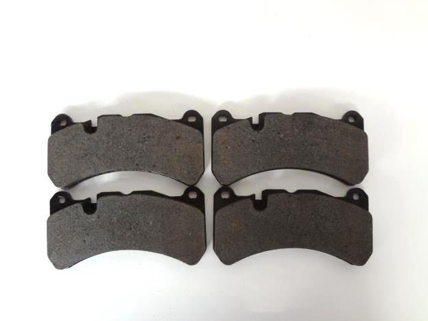 Brembo 6 spot genuine pads to suit BA BF & FG (Front)