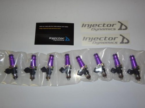 ID 1300 CC  Fuel Injector BA BF XR6 Turbo & F6, 6 x injectors by Injector Dynamics