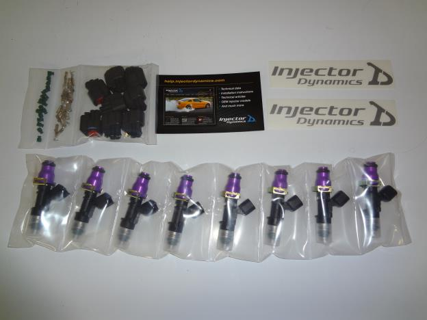 ID 1000 CC Fuel Injector , Mustang 5.0 lt 2015 onwards