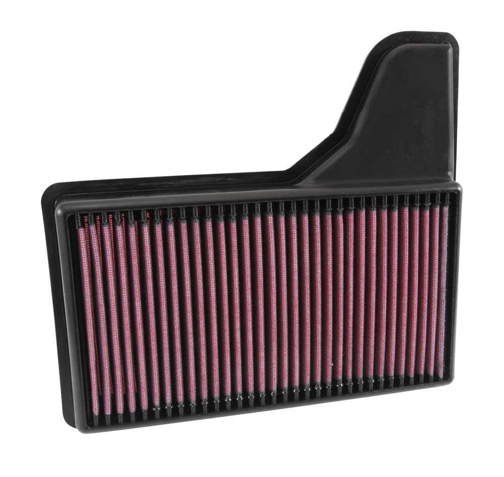 Air filter K & N 5.0 lt Mustang 2015 onwards