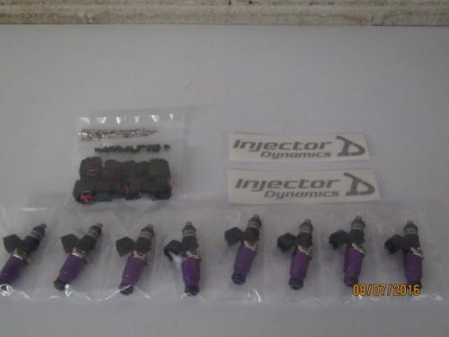 ID 1700 CC Fuel Injector 5.0 lt mustang and 5.4 lt BA BF FG