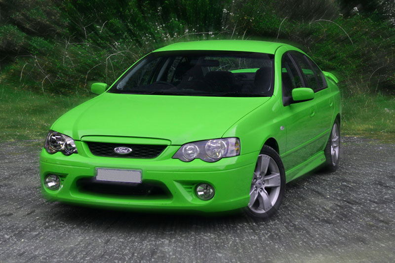 BA BF XR6 / XR6 Turbo / F6