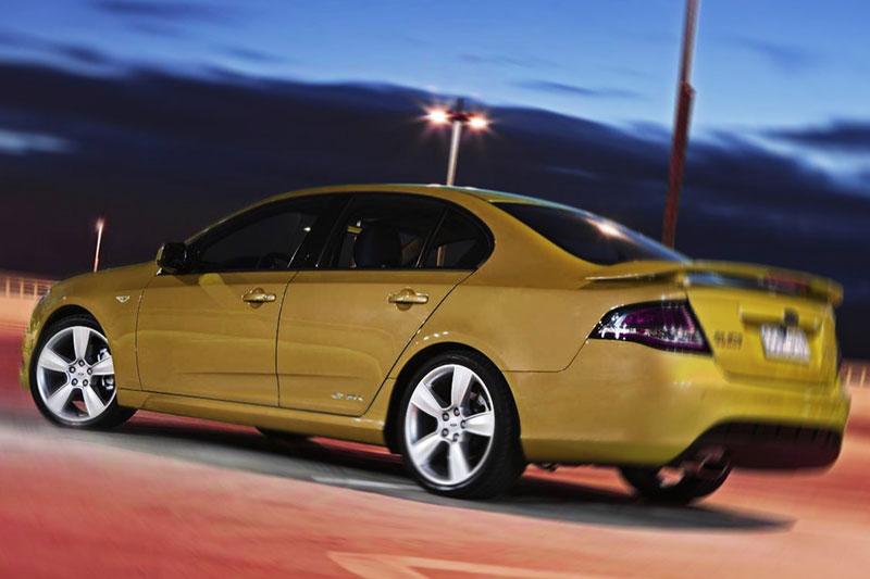 FG FGX XR6 / XR6 Turbo / F6