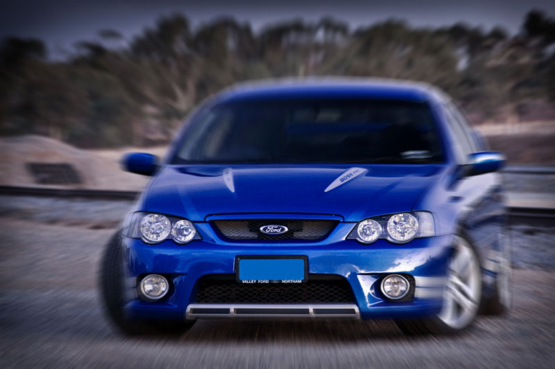 BA BF XR8 / GT