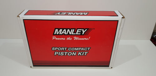 Manley Forged Pistons