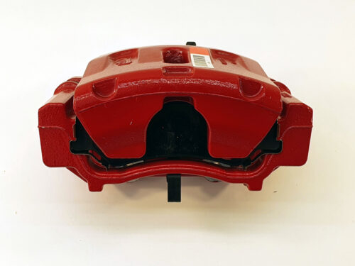 PBR red rear calipers